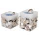 Pearl Candle Dekoratif Mum Seti