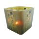 LunArt Cam Kare Tea-Lıght Klımt The Kiss