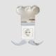 Dekorjinal Dekoratif Kırılmaz Ayna Aşçı Şapkası - MRR018