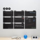 Dekorjinal Aylık Program Yazılabilir Yaz Sil Sticker YS22