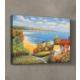 COART Ks-278 50x70 cm Manzara Kanvas Tablo