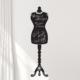 Dekorjinal Giysi Mankeni Yazılabilir Yaz Sil Sticker YS40