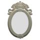 Giz Home Dekoratif Ayna Ecru