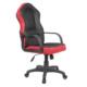 Türksit Speed Ofis Sandalyesi Siyah - Kırmızı