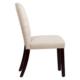 Woodenbend Brisa Beyaz Sandalye