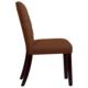 Woodenbend Brisa Kahverengi Sandalye