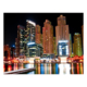 Duvar Tasarım City & Mix Led Canvas 50X70cm Dlc 1197 Ledli Tablo