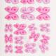 Ready Roll Butter Tıles Pink Yapışkanlı Sticker