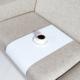 Esser Süper Beyaz - Koltuk Sehpası 30x60 cm