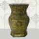 Vitale Eskitme Vazo - Büyük