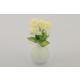 Vitale Beyaz Büyük Yapay Çiçek