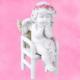 İhouse 8710 Melek Biblo Beyaz