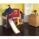 Mubu Paşa Eğlence (Kitaplıksız) - Çocuk Odası Takımı