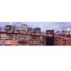 Innova Brooklyn Bridge 40X120 Cm Cam Tablo