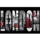 Innova London 40X60 Cm Cam Tablo