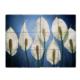 Oscar Stone Flowers Doğal Taş Tablo