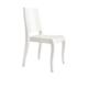 Papatya Class X Sandalye Solid - Beyaz