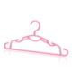 Titiz Çocuk Elbise Askısı 12 li Pembe