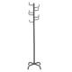 Rem Metal Ayaklı Elbise Askısı Siyah Mm1106