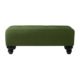 Woodenbend İris Puf - Yeşil