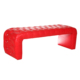3A Mobilya Red Bench