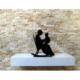 Dekoratif Obje - Anne ve Bebeği