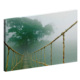 Albitablo Asma Köprü Kanvas Tablo 70x50 cm Yatay