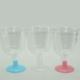 Tahtakale Toptancısı Şarap Kadehi Plastik (6 Adet)