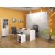 Bestline Elegant Ofis Takımı - Beyaz