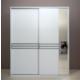 Doruk Aynalı Sürgülü Gardırop 180 cm