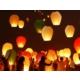 Toptancı Kapında Dilek Balonu ( 10 Adet )