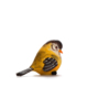 Alara Home Dekoratif Kuş Biblo- Büyük Turuncu Gagalı