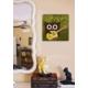Oscar Stone Musıcıan Owl Taş Tablo