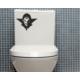 Dekorjinal Şeytan Duvar Sticker - St100
