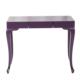 3A Mobilya Purple Dresuar - Mor