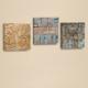 Dekorjinal 3'Lü Kanvas Tablo Seti Mısır -D-Ahm002