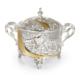 Gümüş Şekerlik Altın Renkli 101Jj18906