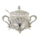 Gümüş Şekerlik Telkari 101Hq17471
