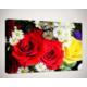 Kanvas Tablo - Çiçek Resimleri - C191
