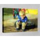 Kanvas Tablo - Yağlıboya Çocuk Tabloları - Yc27
