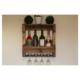 Kontula Masif Şaraplık Kısa Ebony