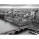 Duvar Tasarım DLC 1119 City & Mix Led Kanvas Tablo - 50x70 cm