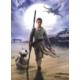 Disney Edition 4-448 Star Wars Rey Duvar Posteri