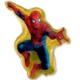 Parti Şöleni Spiderman Folyo Balon 1 Adet