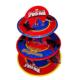 Tahtakale Toptancısı 3 Katlı Karton Cupcake Standı Spiderman Temalı Kek Standı
