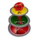 Tahtakale Toptancısı 3 Katlı Karton Cupcake Standı The Cars Temalı Kek Standı