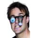 Tvs Yaylı Komik Gözlük