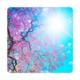 Fotografyabaskı İlkbahar Bardak Altlığı Baskı 4'lü Set