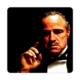 Fotografyabaskı Marlon Brando Bardak Altlığı Baskı 4'lü Set