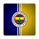 Fotografyabaskı Bardak Altlığı Baskı 4'lü Set Fenerbahçe 2